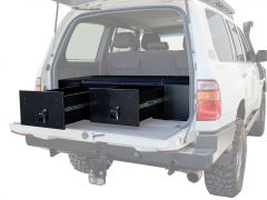 Toyota Land Cruiser 100 Drawer Kit