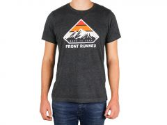 Born To Roam T-Shirt / Mountain Peaks - von Front Runner