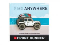 Special Edition Front Runner Pin / Jeep Wrangler