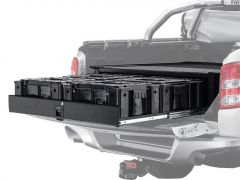 Mitsubishi Triton(2015-Current)Wolf Pack DrawerKit