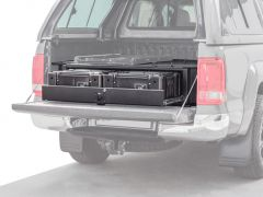 Volkswagen Amarok DC Wolf Pack Drawer Kit - by Front Runner