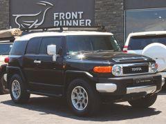 Toyota FJ Cruiser Roof Rack (Full Cargo Rack Foot Rail Mount) - Front Runner Slimline II