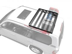 Toyota Land Cruiser 100 Roof Rack (Half Cargo Rack Foot Rail Mount) - Front Runner Slimline II