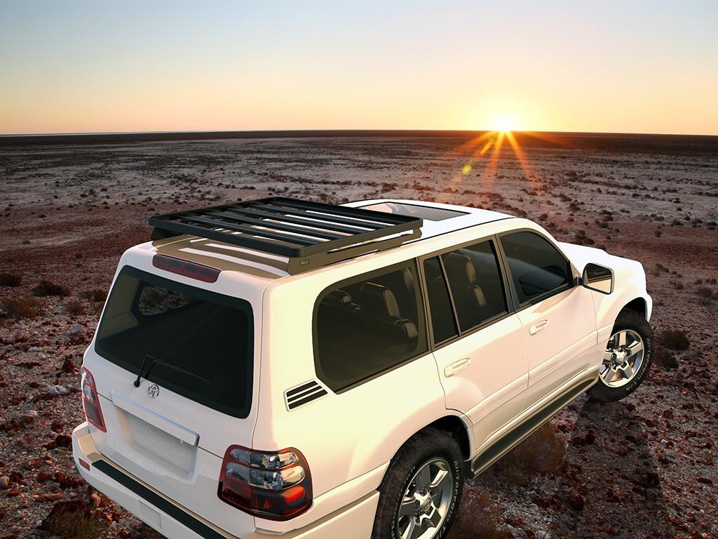 by Front Runner Nissan Xterra N50 Slimline II Roof Rack Kit