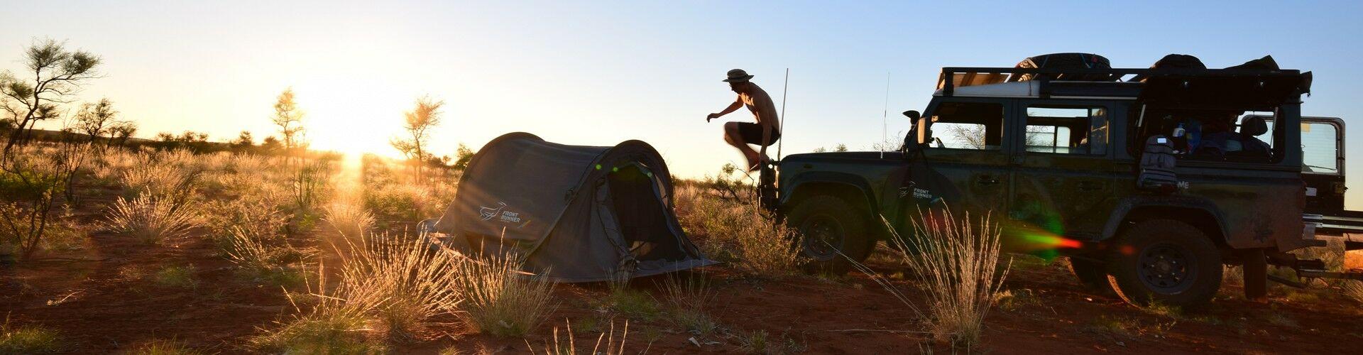 FRONT RUNNER | Off-Road Tough Roof Racks & Vehicle Adventure