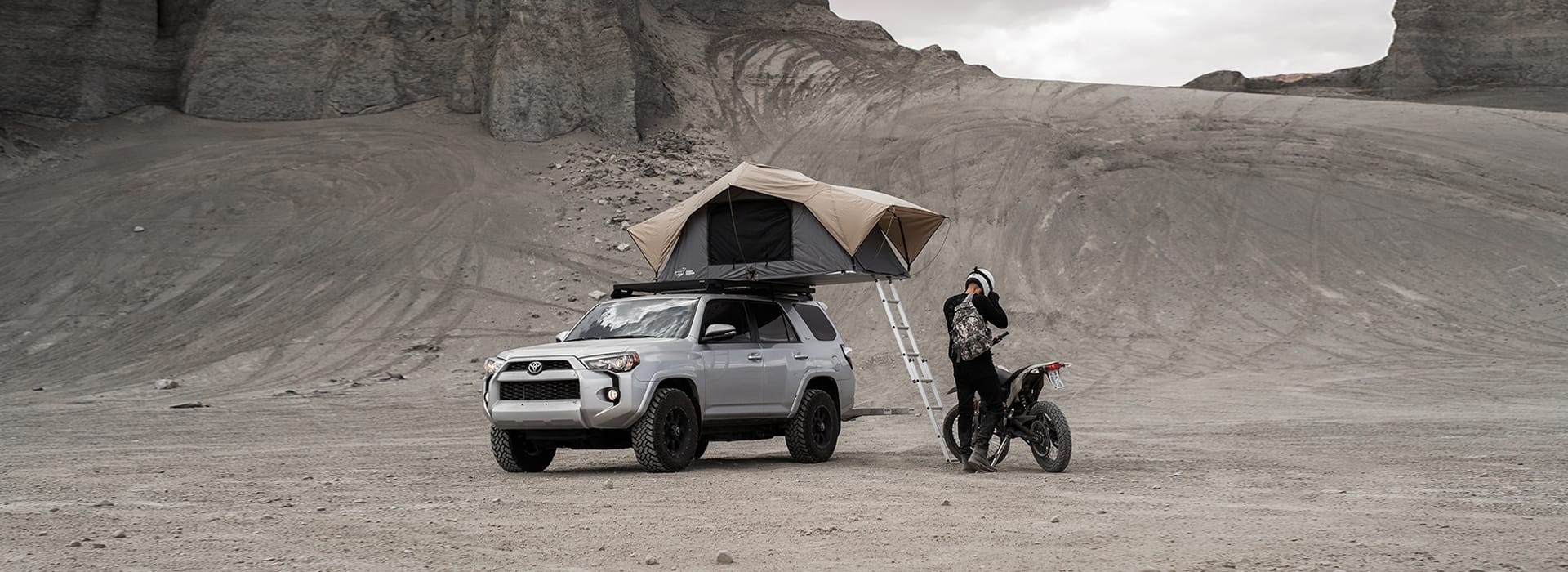 FRONT RUNNER | Off-Road Tough Roof Racks & Vehicle Adventure