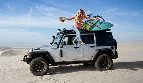 FRONT RUNNER SURF & SUP MOUNTS