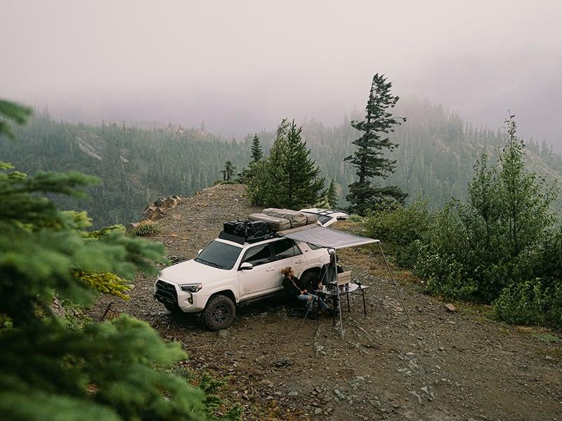 Front Runner Camp Adventure