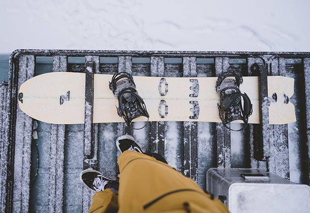 PRO SKI, SNOWBOARD & FISHING ROD CARRIER