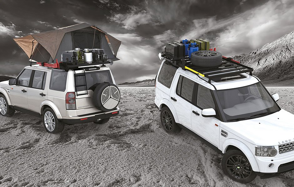 Off Road Vehicle Accessories Roof Racks Camping Gear