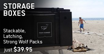 Off-Road Storage Boxes