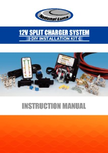 DIY Split Charge System Kit - by National Luna - Front Runner on dual battery charging system diagram, galvanic isolator wiring diagram, boat battery charger wiring diagram, rv battery isolator diagram, kinetik battery wiring diagram, parallel battery wiring diagram, battery switch wiring diagram, battery isolation solenoid wiring diagram, drill wiring diagram, two battery wiring diagram, rv battery hook up diagram, radio wiring diagram, rv battery wiring diagram, dual battery switch, 12 volt isolator wiring diagram, trickle charger wiring diagram, battery isolator circuit diagram, motorhome battery wiring diagram, multi battery isolator diagram, isolator switch wiring diagram,