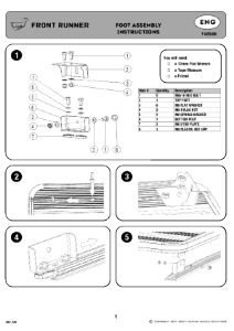Installation instructions for FASS011