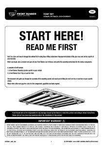 Installation instructions for FASO001