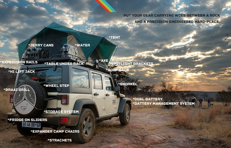 Jeep Expedition Gear