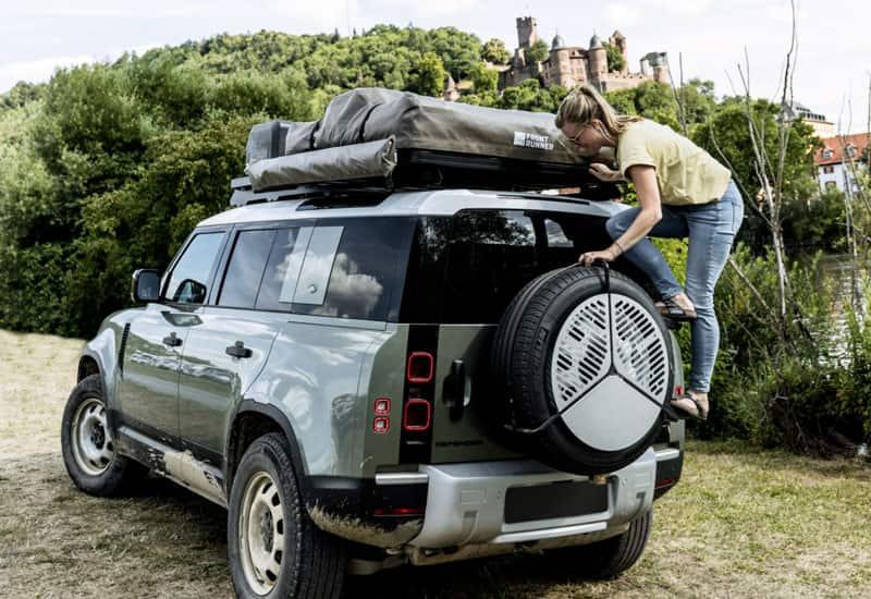 Front Runner Land Rover 2020 Defender Roof Rack