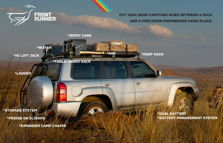Nissan Patrol Accessories and Equipment